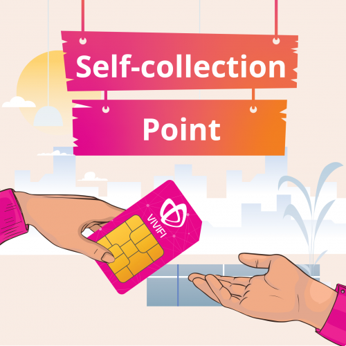 Self-collection Point (Lite Page)